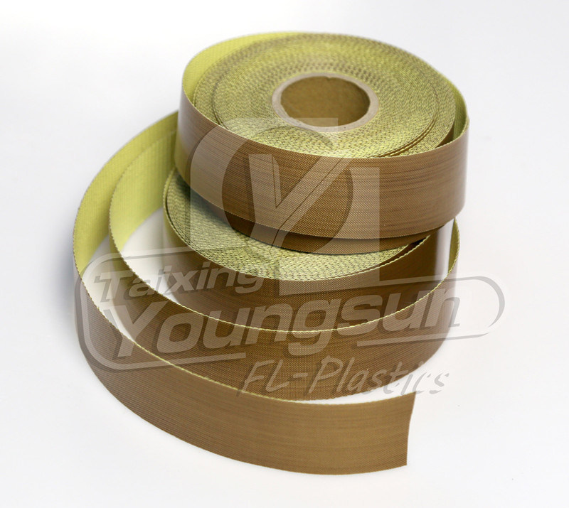 China Ptfe Coated Fiberglass Self Adhesive Tape China