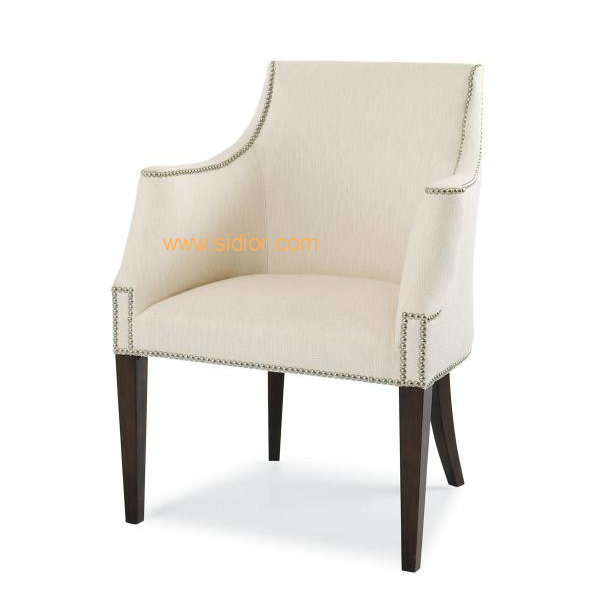 (CL-1124) Luxury Hotel Restaurant Dining Furniture Wooden Dining Chair