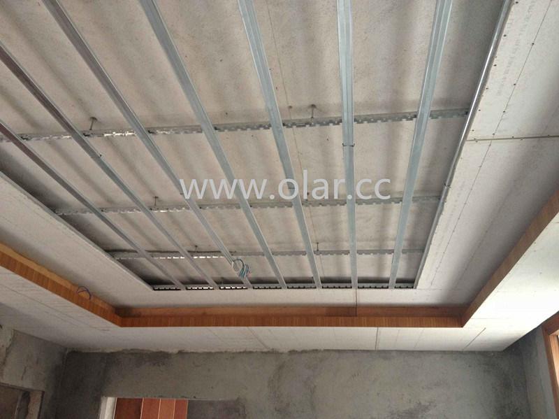 Cement Board Ceiling : De raad van het silicaat calcium droge