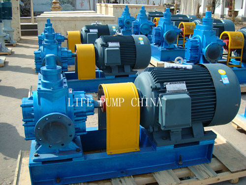 KCB5400 Big Flow Rate Gear Oil Pump
