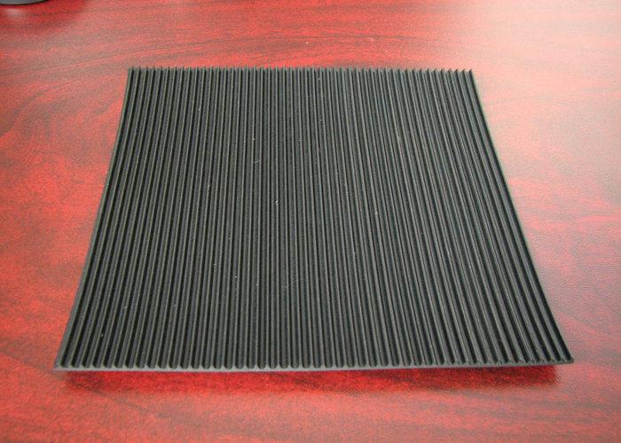 Rubber Mat Smell Noise Reduction Gym Rubber Roll Mat