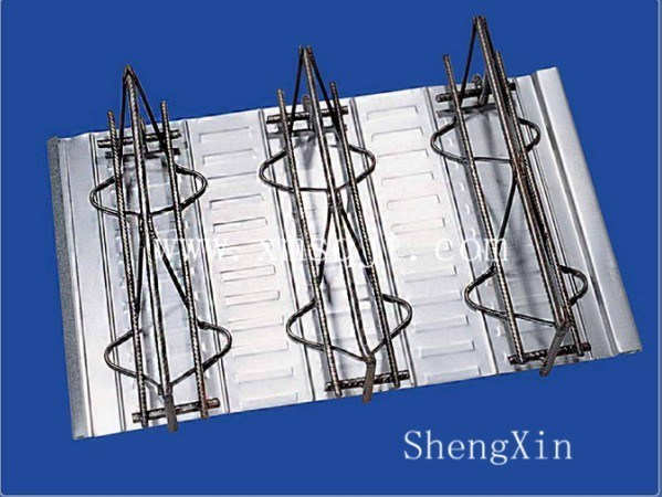 Steel-Bars Struss Deck Sheet for Floor