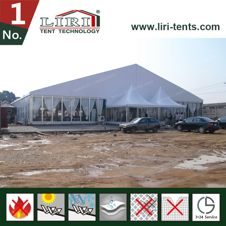 China 3x3m Small Marquee Tent With Waterproof Pvc For