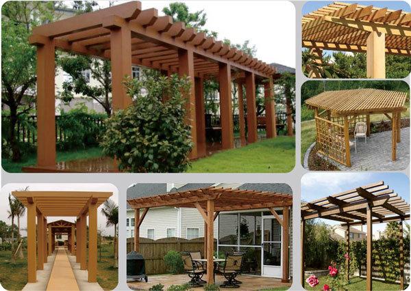 Bedek een houten pergola maison design risofu.us