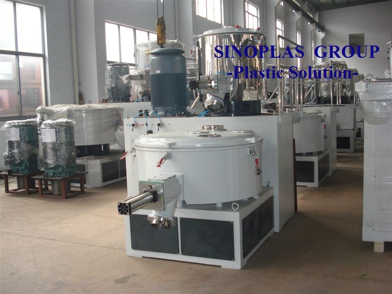 China Srl Z300 600 Pvc Mixer Mixing Unit Mixing Machine
