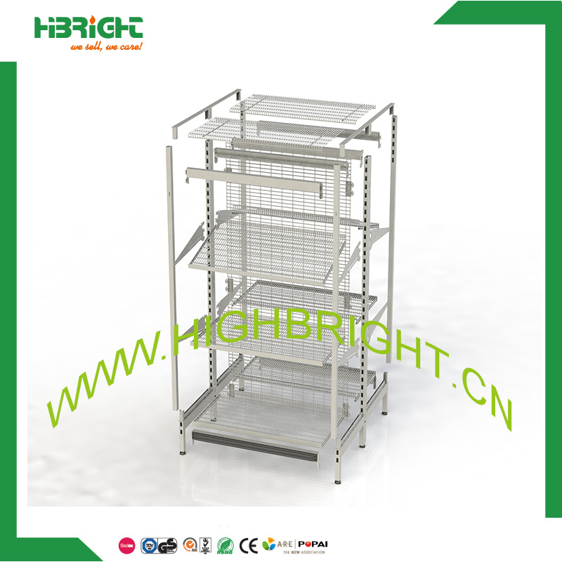 retail retailing and rack rounder gondolas Aastorefixturescom offer quality used gondola shelving at wholesale prices our retail gondola shelving is typically lozier brand display racks.