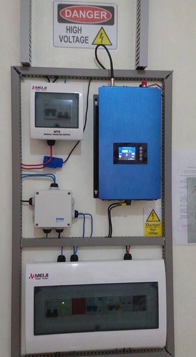 1000w Battery Backup Mppt Solar Grid Tie Inverter With