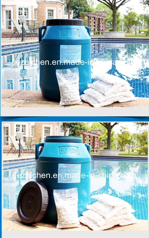 Le chlore de piscine marque sur tablette les produits for Chlorine piscine