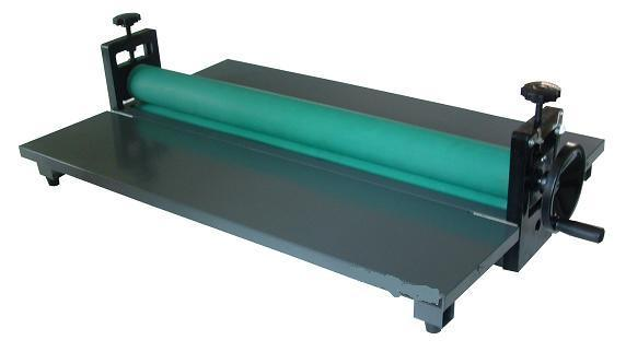 China Manual Cold Laminating Machine/Laminator (HST390) - China Cold Laminating Machine, Laminating Machine