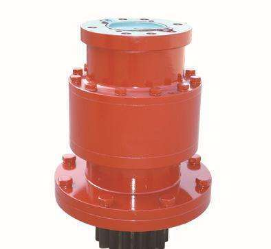 Hydrostatic Planetary Transmission Speed Reducers for Cranes