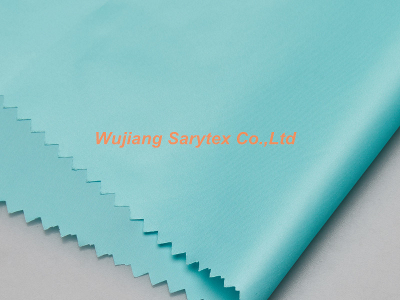C1055 Fabric for Tent Varsity Jacket Down 100 Polyester Lining Fabric Textile