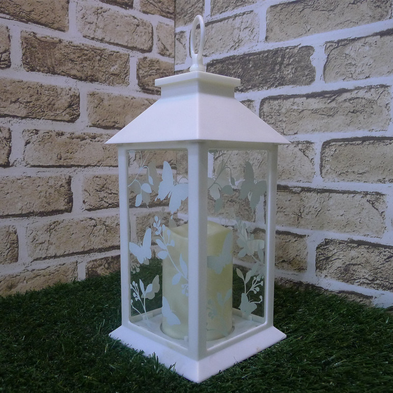 grande lanterne blanche imprim e de guindineau grande lanterne blanche imprim e de guindineau. Black Bedroom Furniture Sets. Home Design Ideas