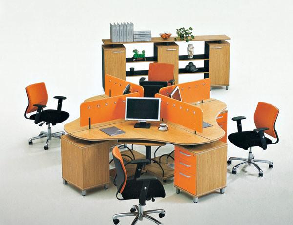 Горячий модульный стол клерка офисной мебели (od-68) - горяч.