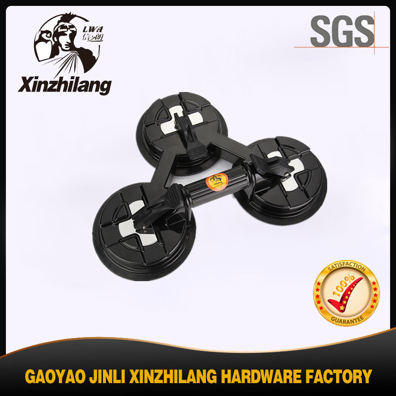 Germany Series safety Guarantee Aluminum Two Handle Suction Cups Hand Tools
