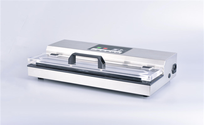 vacuum seal without machine
