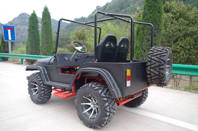 china adults and kids 200cc mini jeep buggy jyatv 020. Black Bedroom Furniture Sets. Home Design Ideas