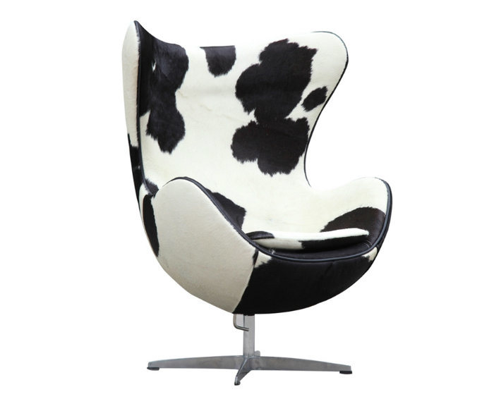 China egg chair by arne jacobsen european design - Chaise originale design ...