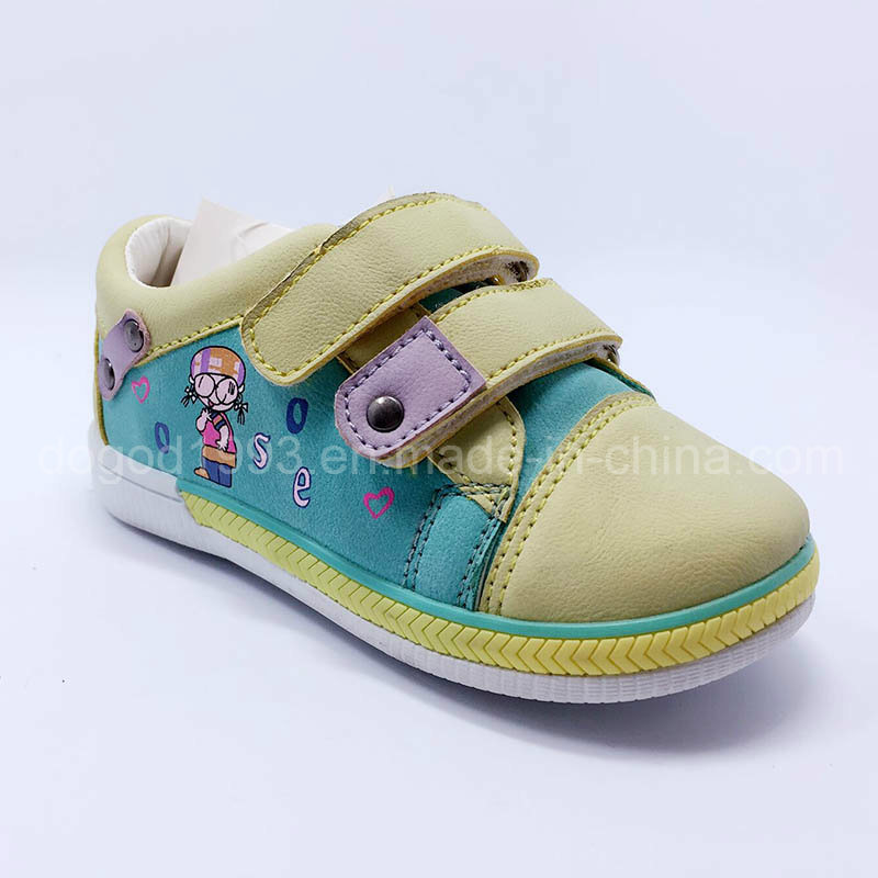 China 2016 New Baby Casual Shoes Kids Shoes Children Shoes PU ...