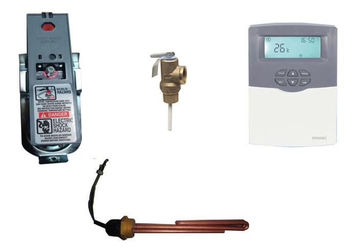 Aquecedor de água Integrativa pressurizado Solar (SP)
