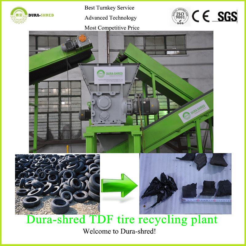 Dura d chiqueter r utiliser la machine pour le pneu tr2643 dura d chiquete - Paillis caoutchouc recycle ...