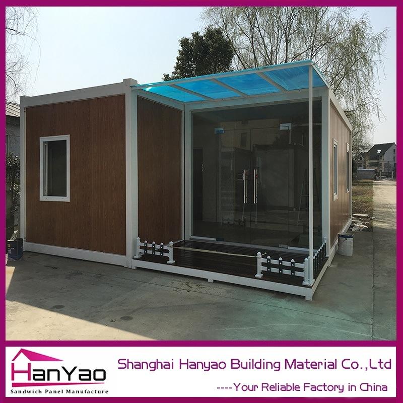 Chambre mobile personnalis e par qualit de conteneur de for Structure conteneur