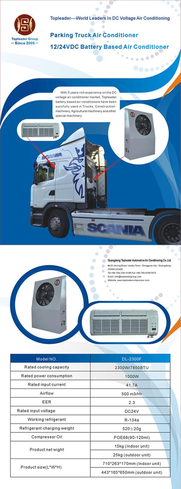 Aire acondicionado para camiones de estacionamiento aire - Aire acondicionado humidificador ...