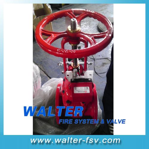 China Supervisory Tamper Switch Os U0026y Gate Valve