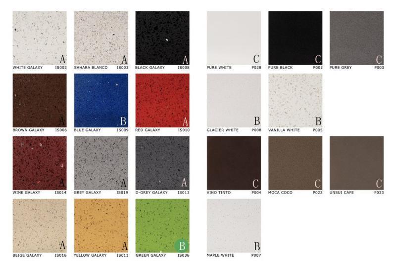 somos tambin special en producir los azulejos encimeras worktops encimeras laminadas tapas de la vanidad del cuarto de bao etctera