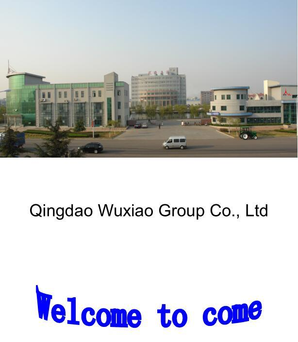 Power High Qualitywind Tube Tower From Qingdao Wuxiao Group