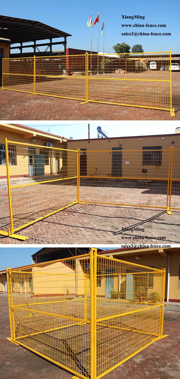 Temporary Construction Fences : China ft temporary construction fence