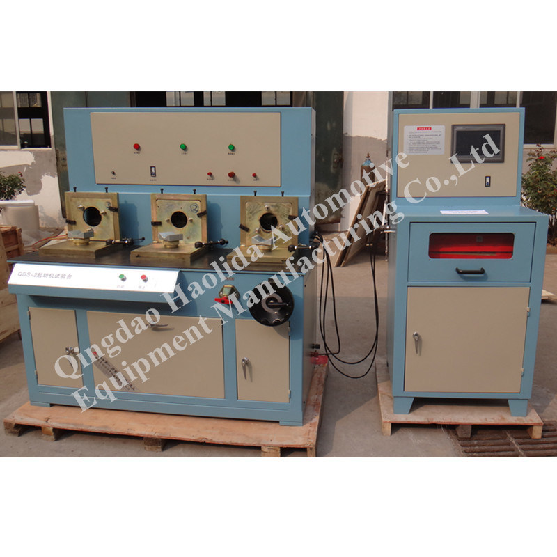 Bench Testing A Starter Motor: China Automobile Starter Motor Test Bench With Computer