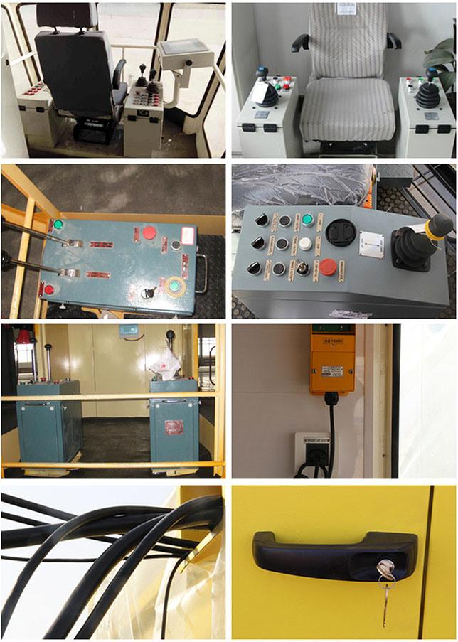 Overhead Crane Vibration : China crane cabin for overhead and gantry