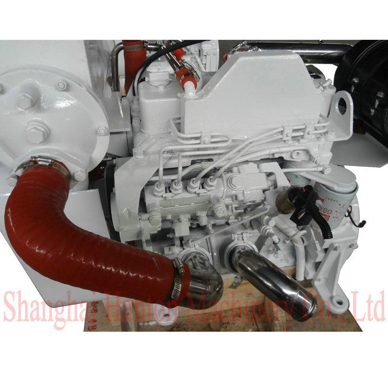Motor Principal Marina Comercial Del Motor Diesel De La