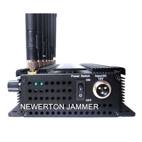 Cell phone jammer for car - Mobile phone 4G signal isolator - 4G Lte 4G Wimax Jammer