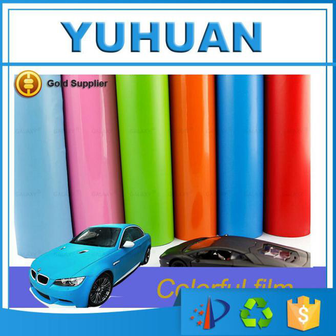 China Heat Transfer Vinyl Wrap Car Sticker