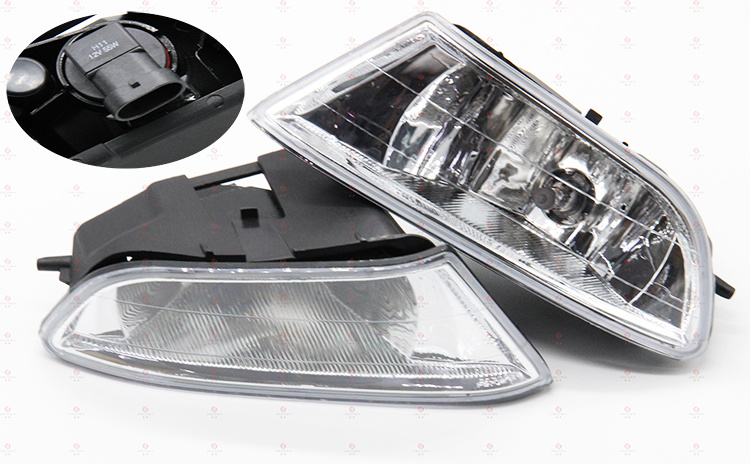 Car Accessories Styling Fog Lights L For Honda City 2006
