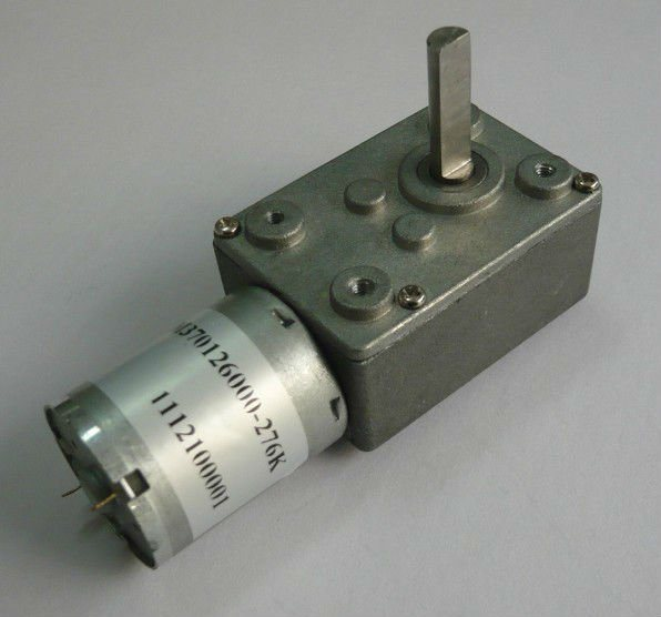 China high torque 12 24 volt dc micro gear motor wgm370xx for 12 volt high torque motor