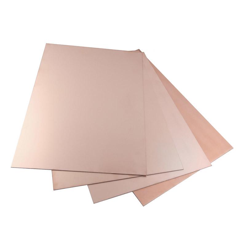 stratifi plaqu de cuivre poxy du stratifi fr4 en verre. Black Bedroom Furniture Sets. Home Design Ideas