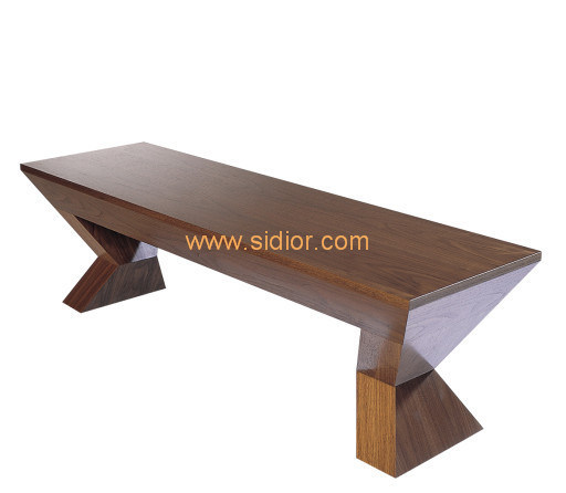 (CL-3308) Antique Hotel Restaurant Dining Furniture Wooden Dining Table