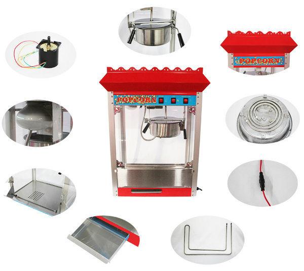 caramel maker machine