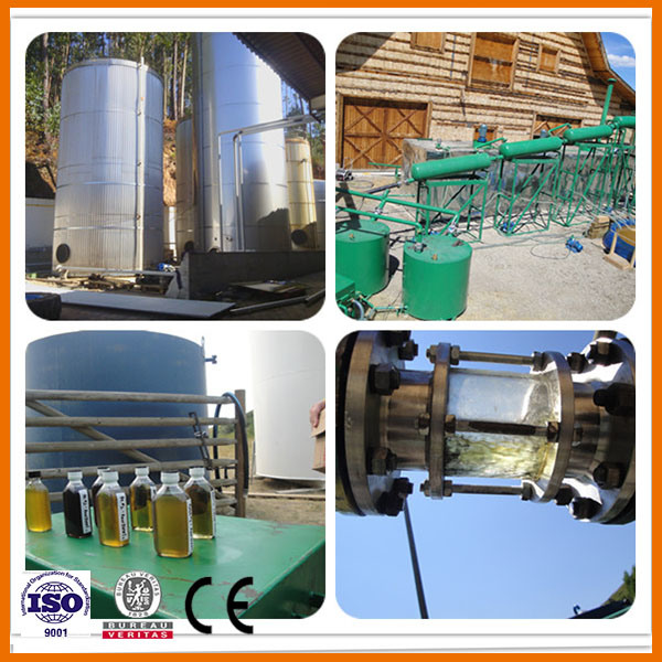 China used motor engine oil recycling to light diesel fuel for Used motor oil recycling