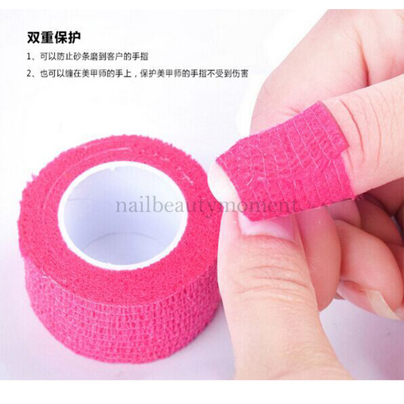 Nail Art Flexible Bandage Art Nail Tools (M11)