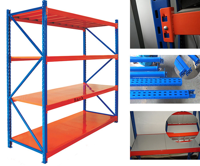 China Factory Adjustable Longspan Shelf