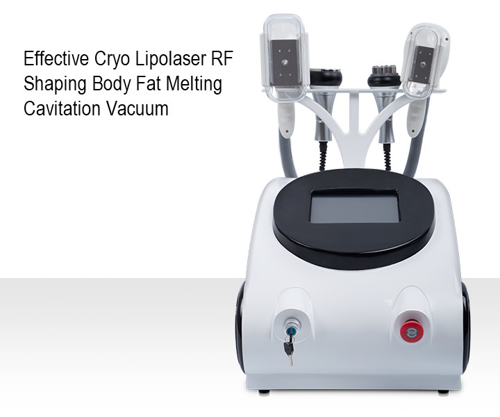 Beauty Products for Weight Lose Cryoliplysis Lipo Laser Cavitation RF Weight Loss Machine