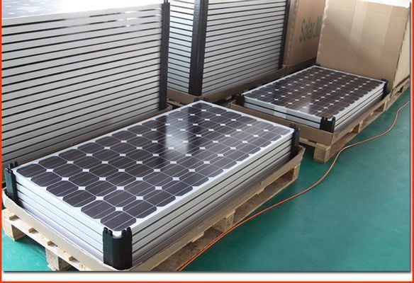 High-Performance 250W Mono-Crystalline Solar Panel for Home