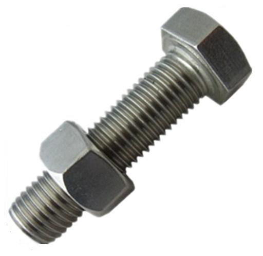 Tornillo de casquillo hex del acero inoxidable 1 4 39 39 3 - Tornillos acero inoxidable ...