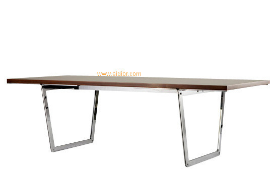 (SD-3003) Modern Hotel Restaurant Dining Furniture Wooden Dining Table
