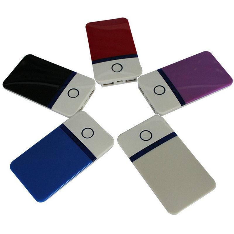 Super Slim 3600mAh Mobile Power Bank (NSPB-J04)