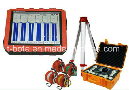 China U5700 High Quality Multichannel Ultrasonic Pile