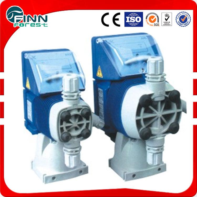 China Swimming Pool Salt Chlorinator Electric Chlorine Dosing Pump China Chlorine Dosing Pump